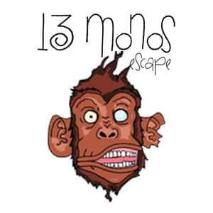 logo de 13 Monos Escape