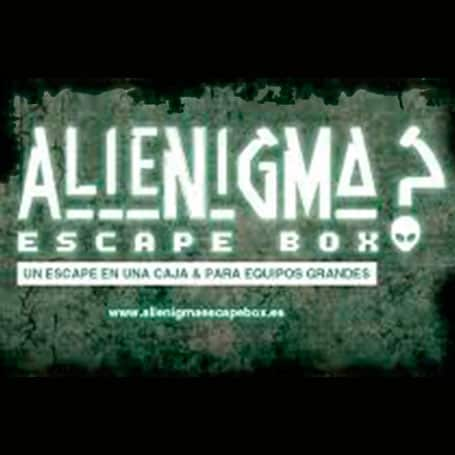 logo de Alienigma