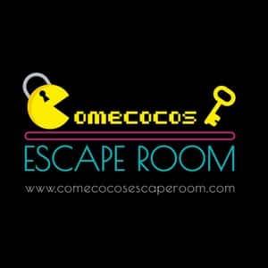 logo de Comecocos Escape Room