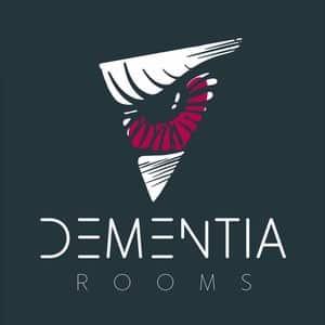 logo de Dementia Rooms