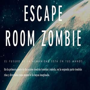 logo de Escape Room Zombie