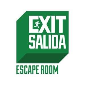 logo de EXIT/SALIDA