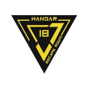 logo de Hangar 18