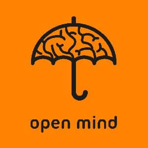 logo de Open Mind