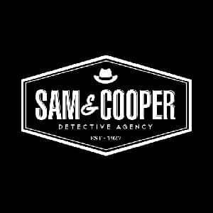 logo de Sam & Cooper