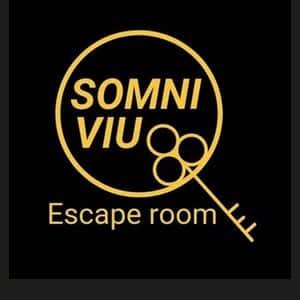 logo de Somni Viu Escape Room