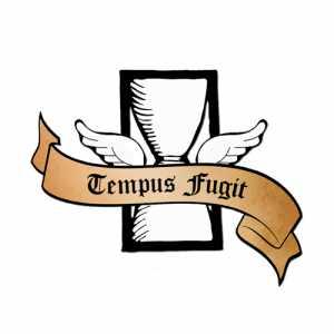 logo de Tempus fugit