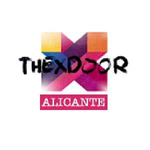 logo de The X-Door