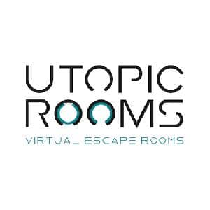 logo de Utopic Rooms