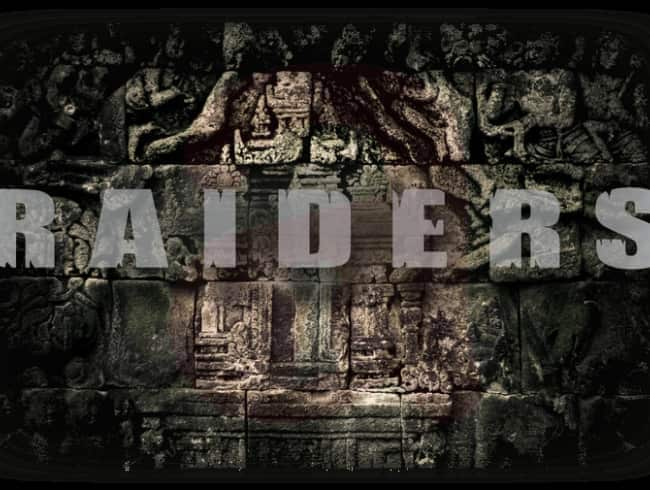 escape room: 102: Raiders