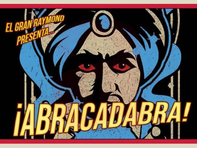 escape room: Abracadabra