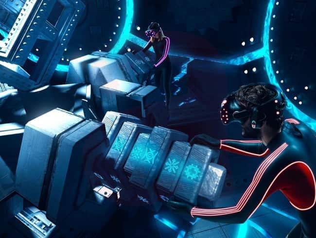 escape room: Alpha CentaVR