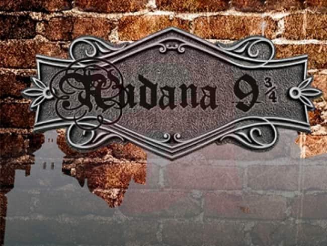 escape room: Andana 9 3/4