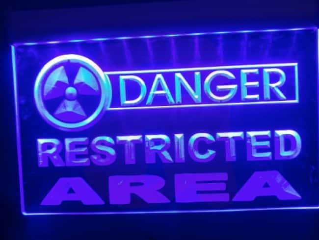 escape room: Area restringida