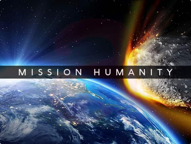 escape room: Armageddon: mission humanity