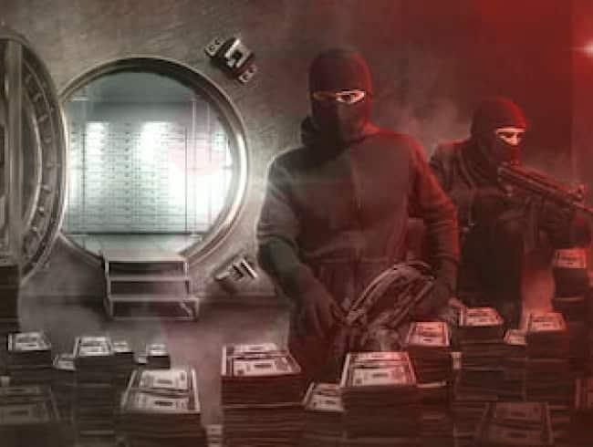 escape room: Atraco a central bank