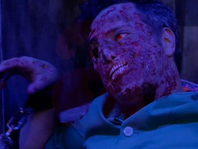 escape room: Atrapado con zombie - Valencia
