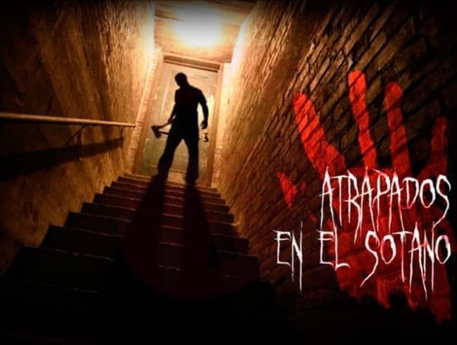 escape room: Atrapados en sótano