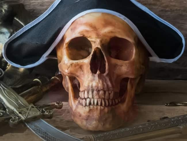 escape room: Aventura pirata - Barcelona