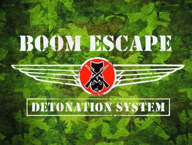 escape room: Boom escape - Les Fonts