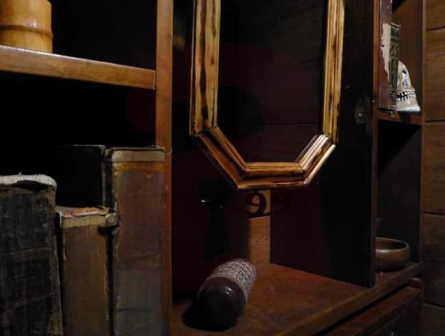 escape room: Capitán Pessoa