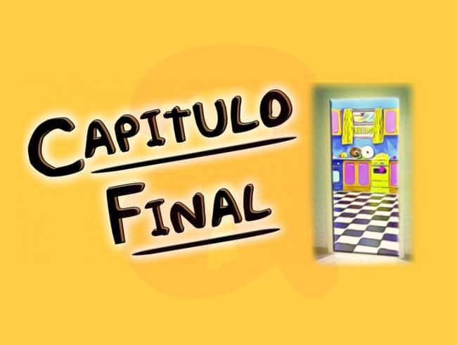 escape room: Capítulo final