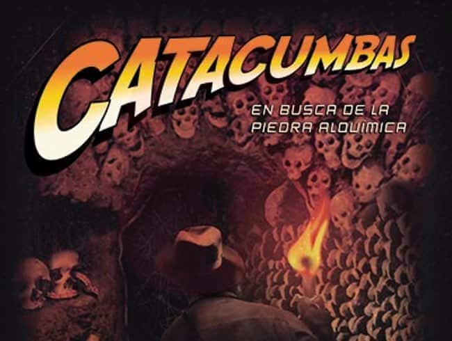 escape room: Catacumbas