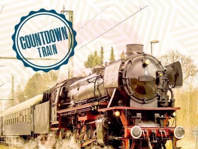 escape room: Countdown train