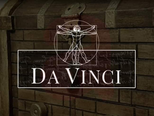escape room: Da Vinci