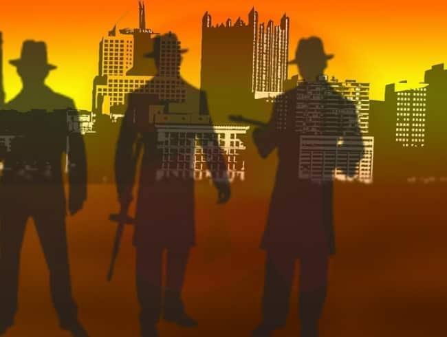 escape room: Desafia a la mafia