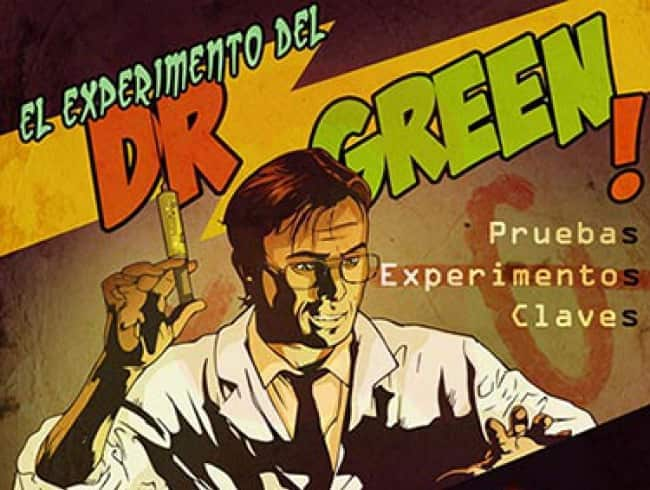 escape room: Dr.Green