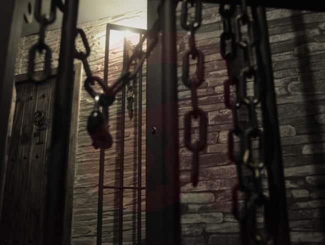 escape room: Druidas y mazmorras