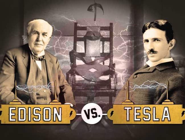 escape room: Edison vs Tesla