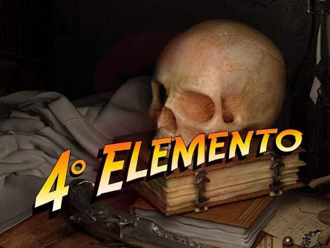 escape room: El 4º elemento - Vigo