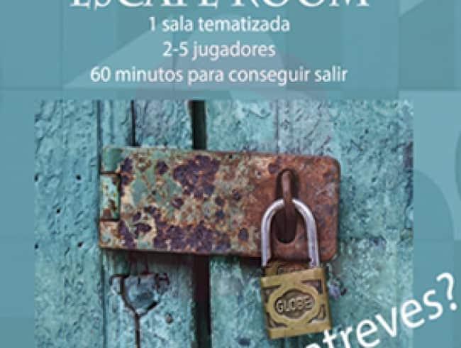 escape room: El agua de la vida