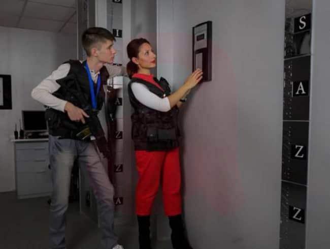 escape room: El antídoto
