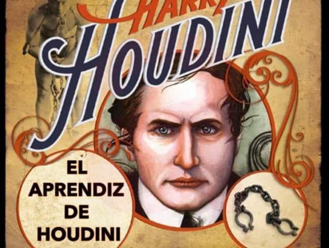 escape room: El aprendiz de Houdini