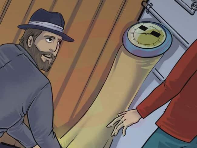 escape room: El botín oculto de Arsenne VI