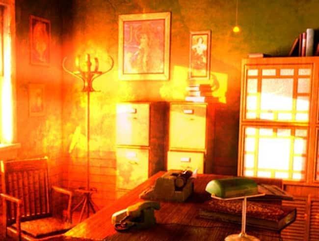 escape room: El despacho del detective Torres Páez