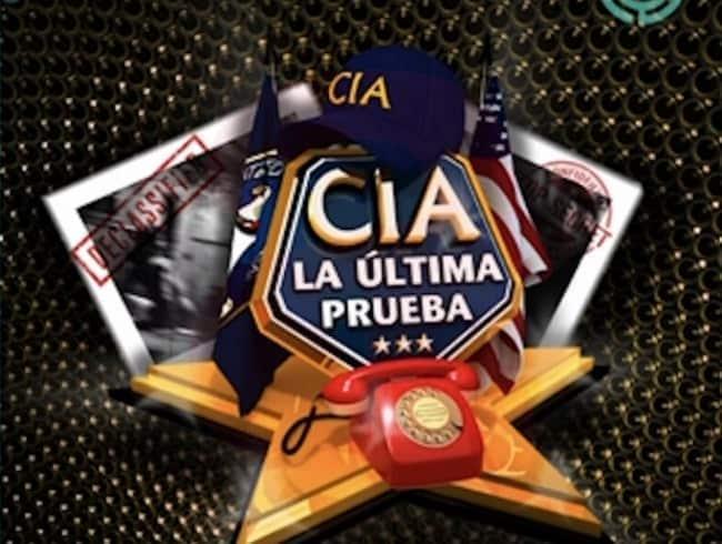 escape room: El despacho del director de la CIA
