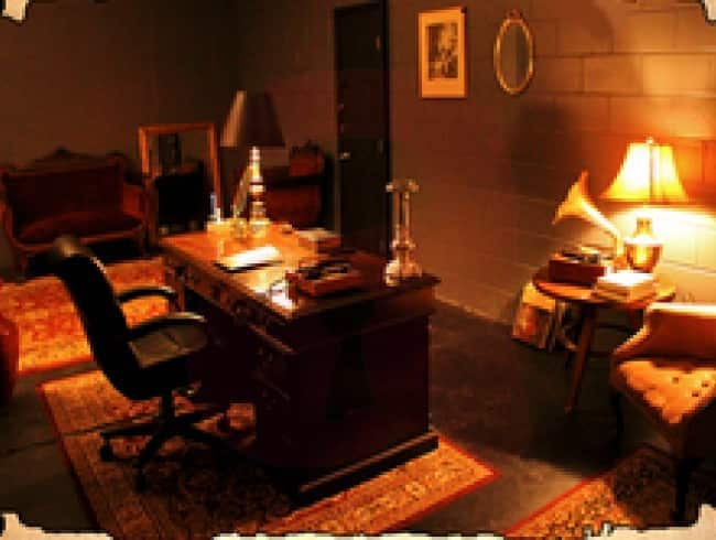 escape room: El enigma del IIIº Reich