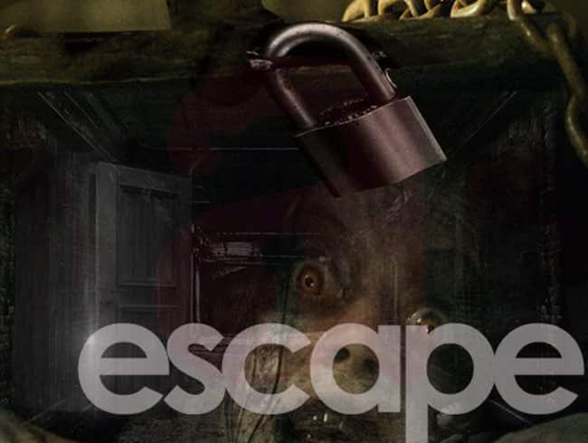 escape room: El exorcismo de V