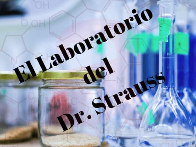 escape room: El laboratorio del Dr.Strauss