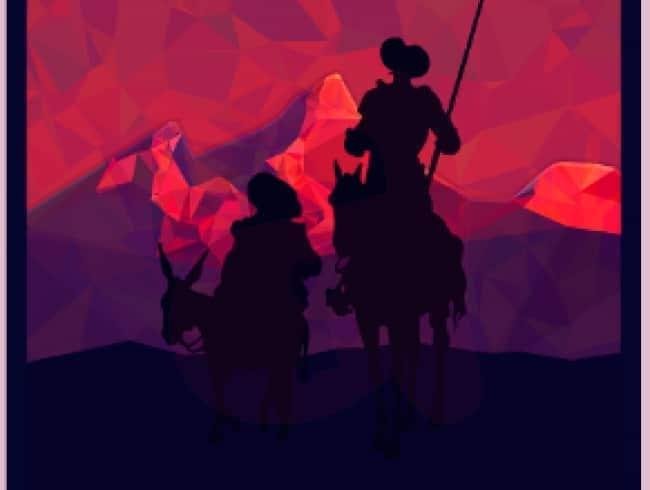 escape room: El misterio de Don Quijote