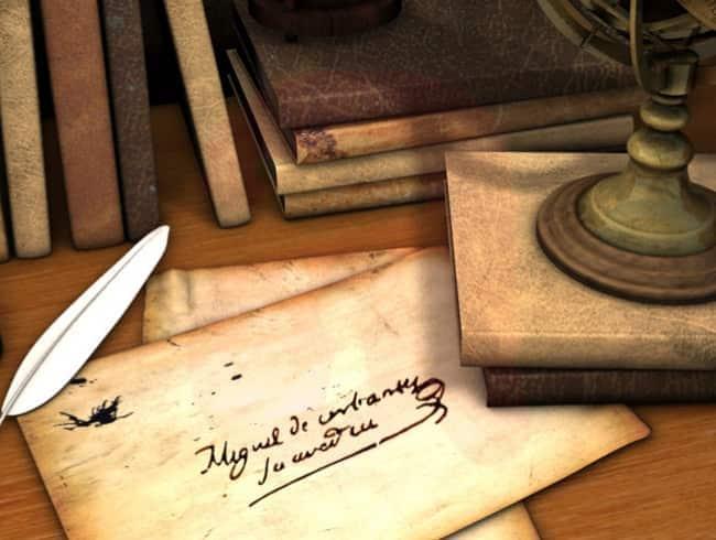 escape room: El Misterio de Miguel de Cervantes