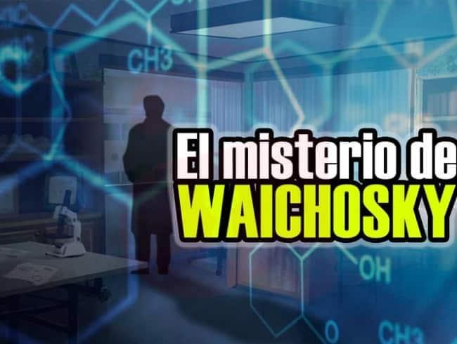 escape room: El misterio de Waichosky