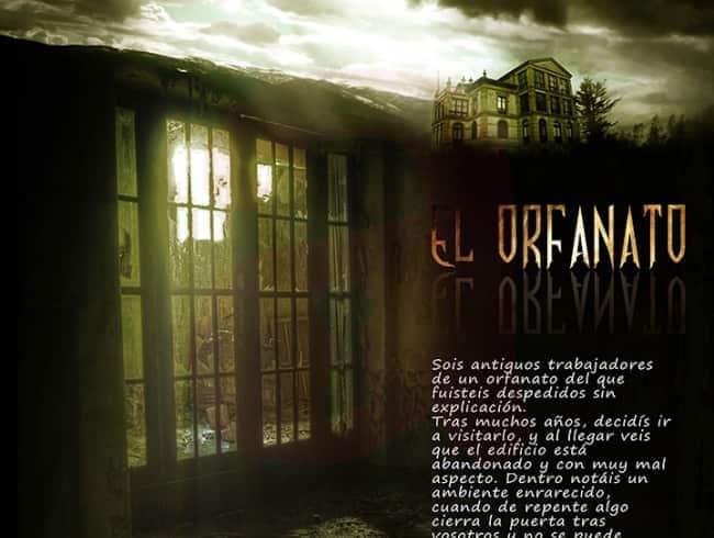 escape room: El orfanato - Madrid