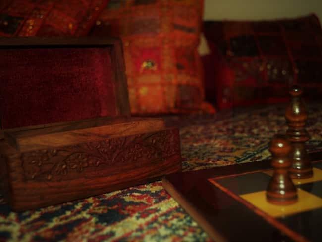 escape room: El rehén
