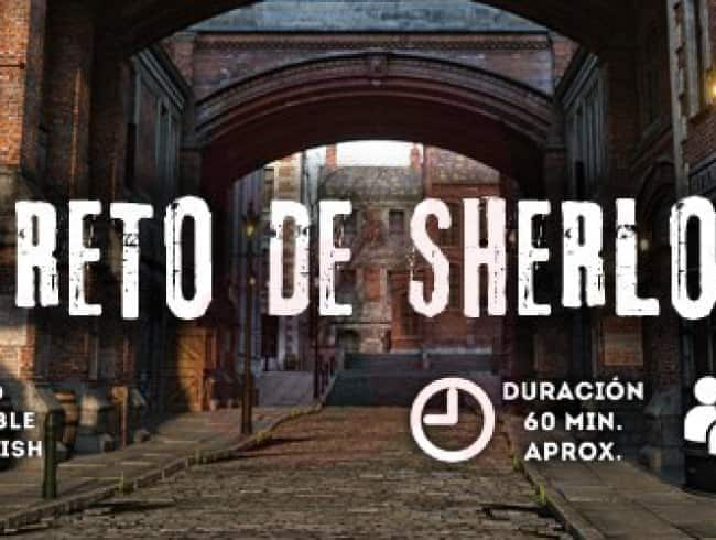 escape room: El reto de Sherlock
