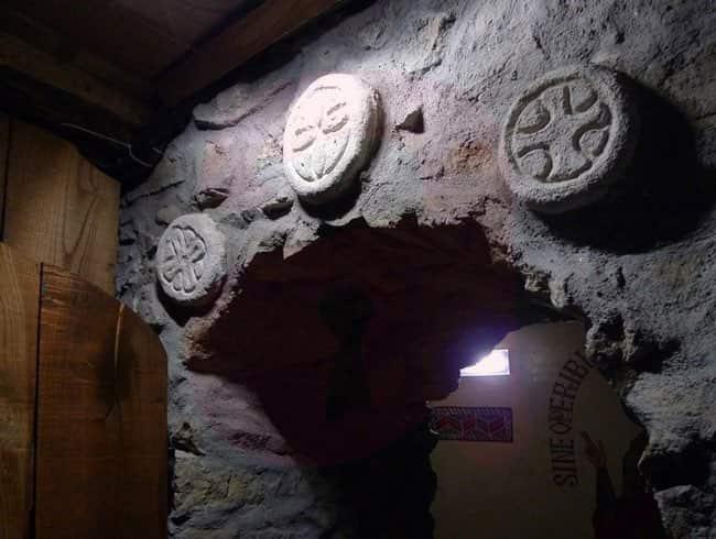 escape room: El Santo Grial